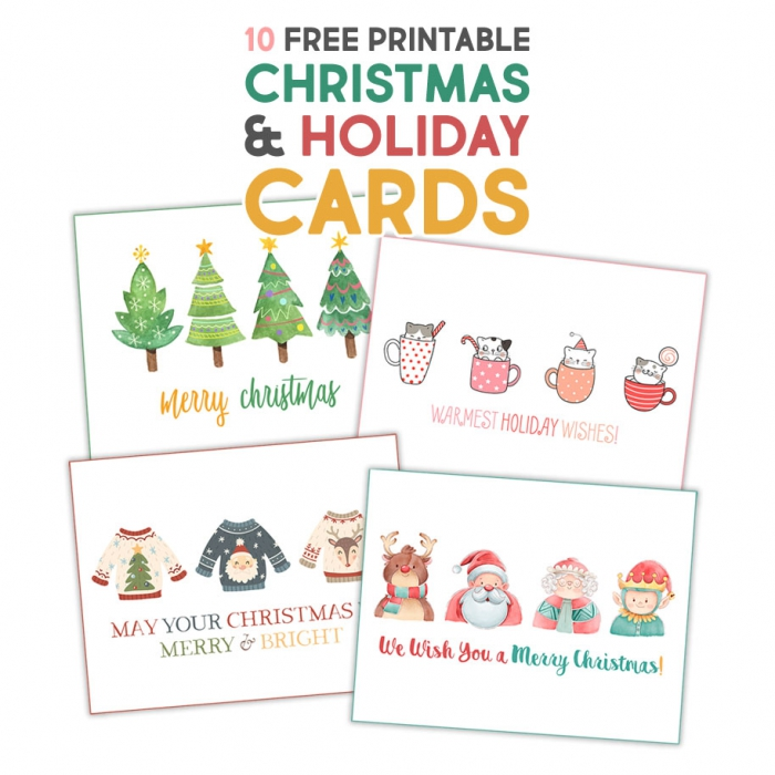 Free Printable Picture Cards