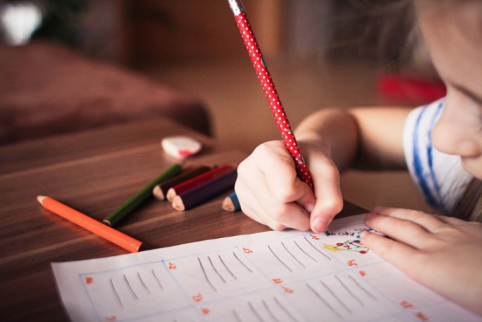 How To Teach Writing To Autistic Child