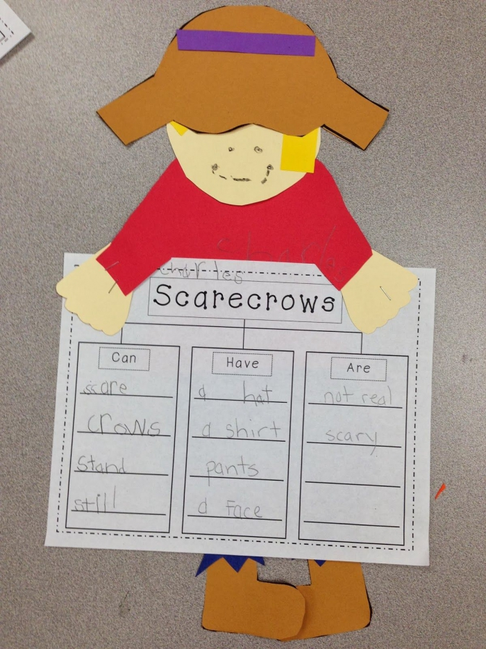 A Spoonful Of Learning Scarecrows