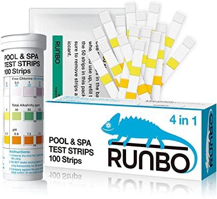 Amazoncom Runbo Pool Test Strips