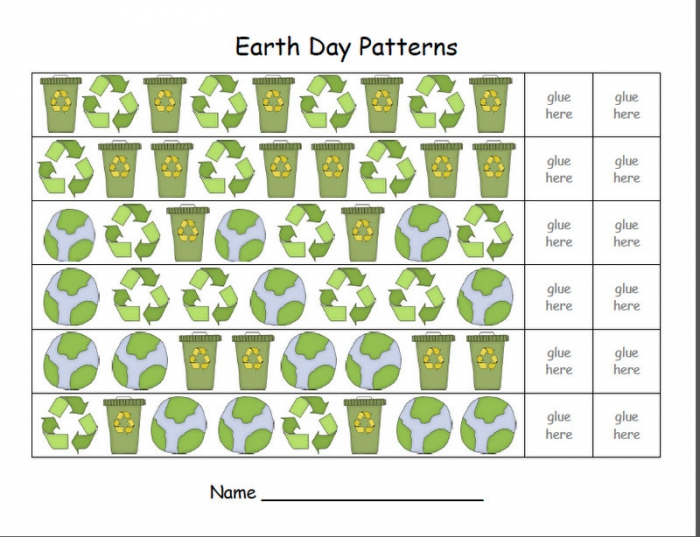 Earth Day Freebies For Speech And Language