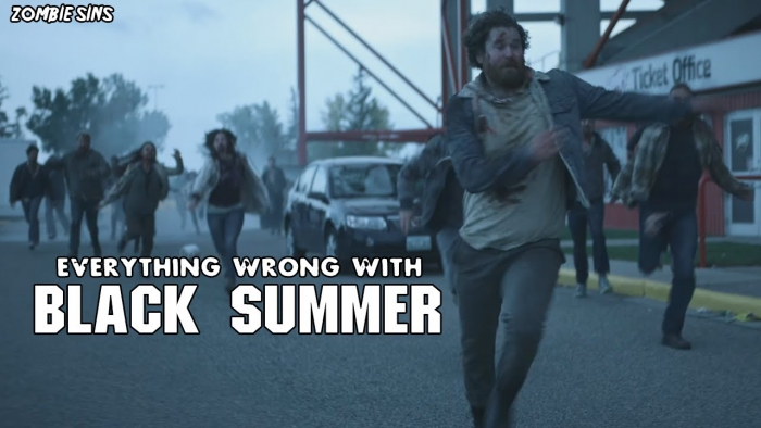 Everything Wrong With Black Summer Zombie Sins