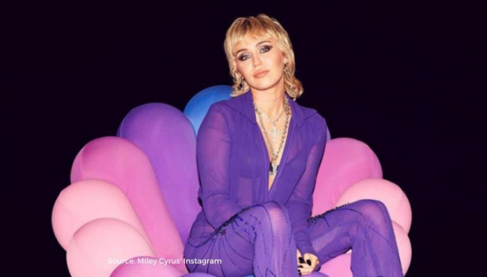 Miley Cyruss Tattoo Count By Fans Has Surprised The Popstar