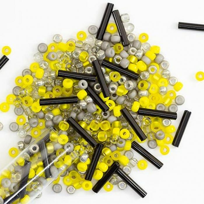 Miyuki Japanese Seed Beads Mix April Showers