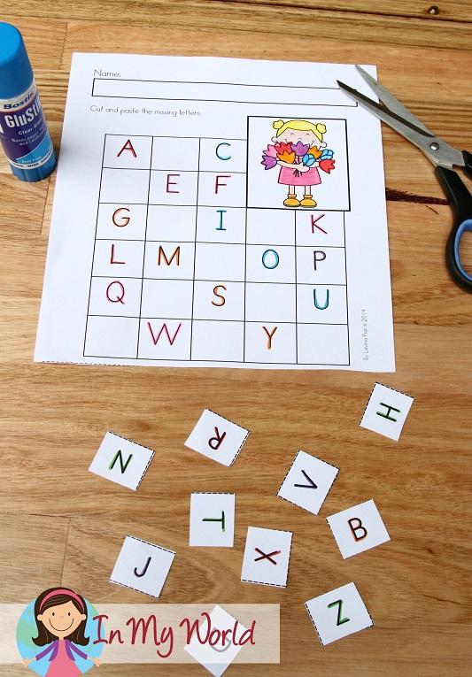 Spring Worksheets And Activities For Kindergarten