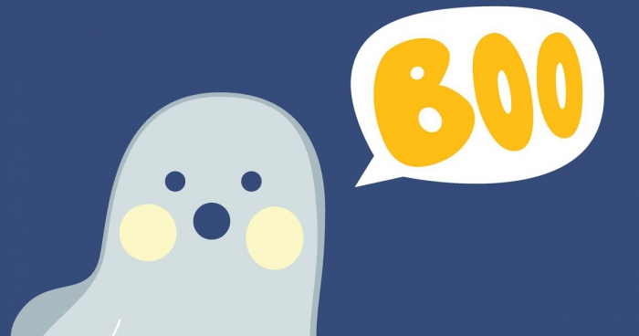 Why Ghosts Say Boo