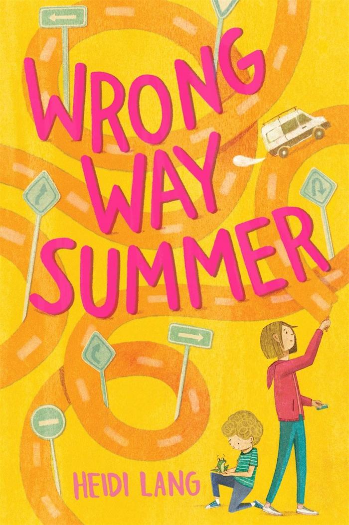 Wrong Way Summer Lang Heidi Amazoncom Books