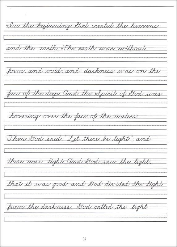 Lore Handwriting Without Tears Cursive Practice Worksheets