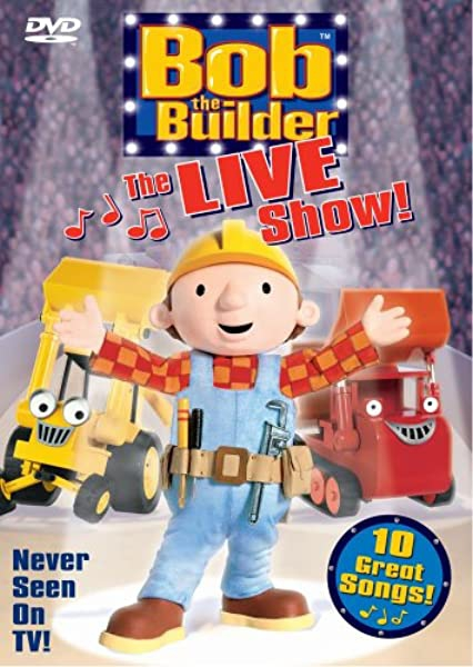 Amazoncom Bob The Builder