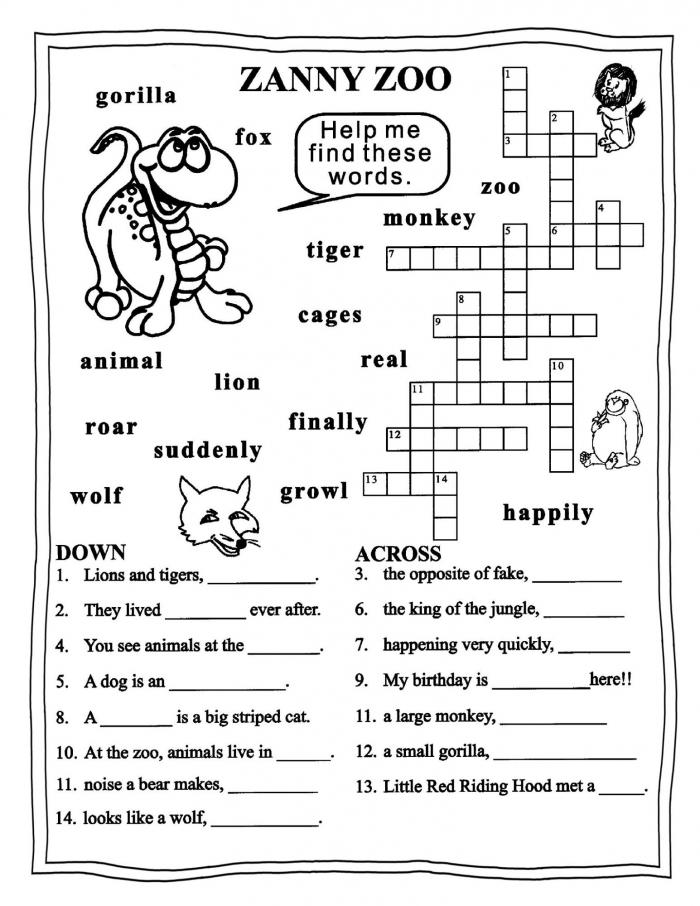 Free Worksheets For Grade