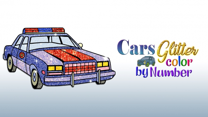 Get Cars Paint By Number