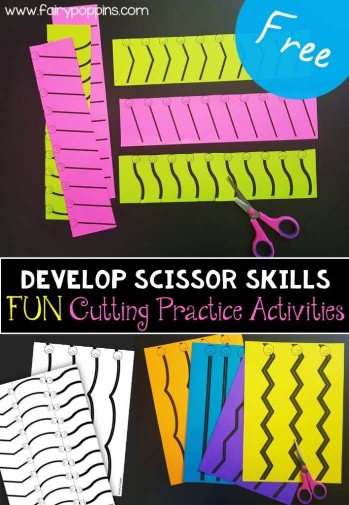 How To Develop Scissor Skills