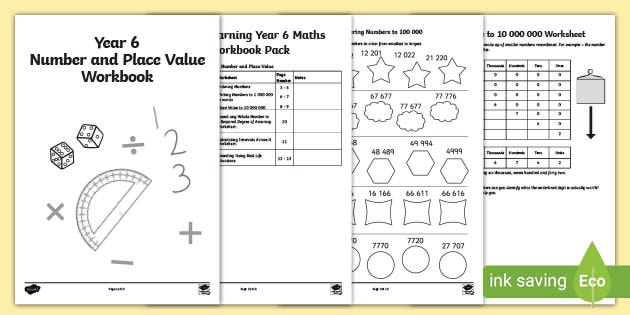 New Ks Year Maths Worksheets