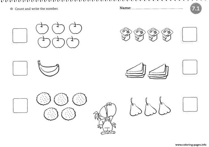 Printable Sheets For Year Olds Worksheets For Year Olds