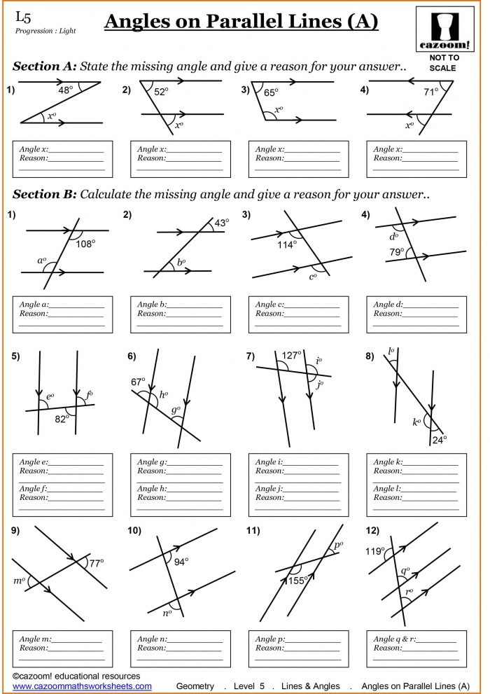 Th Grade Math Worksheets Pdf