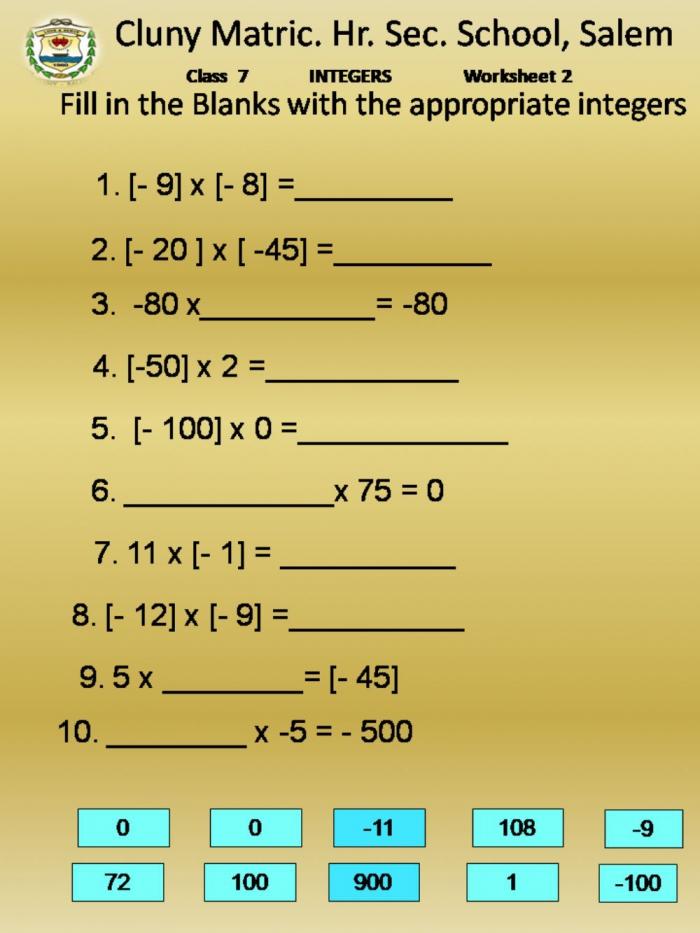 Class Maths