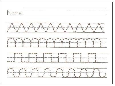 Free Printable Preschool Worksheets Free Printable Alphabet