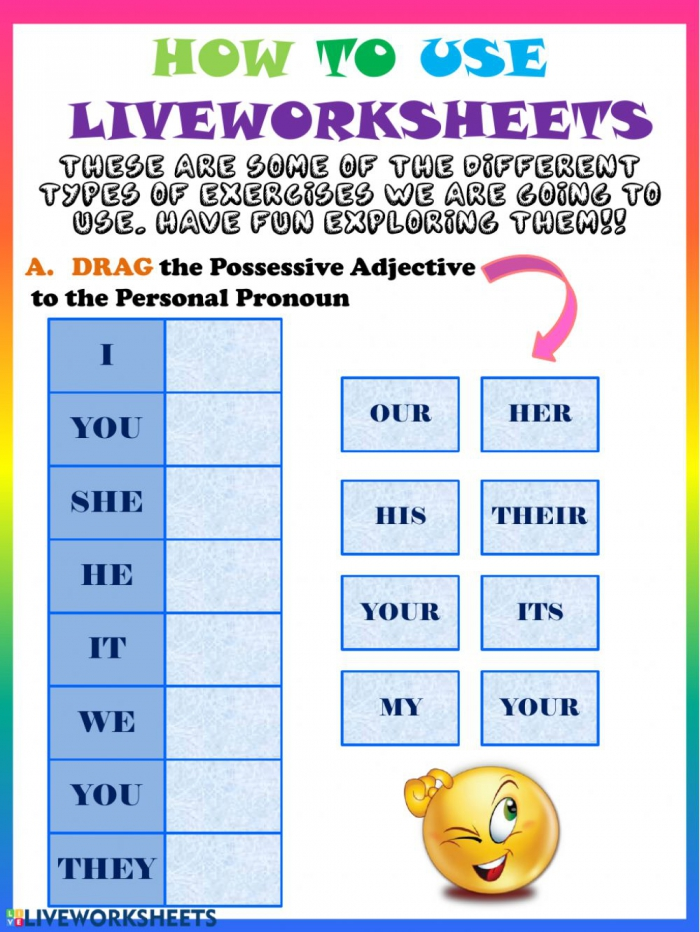 How To Use Liveworksheets Worksheet