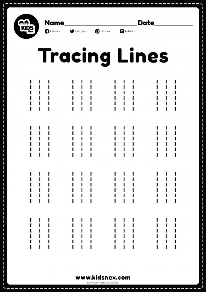 Standing Line Worksheet