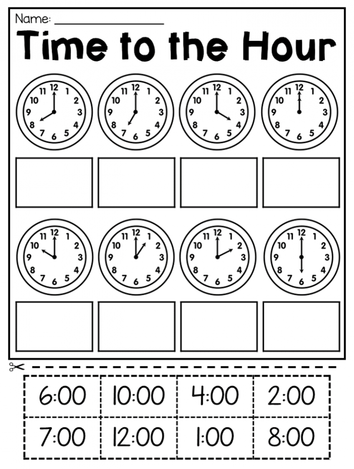 Kids Math Worksheets Time Worksheets First Grade Math Worksheets