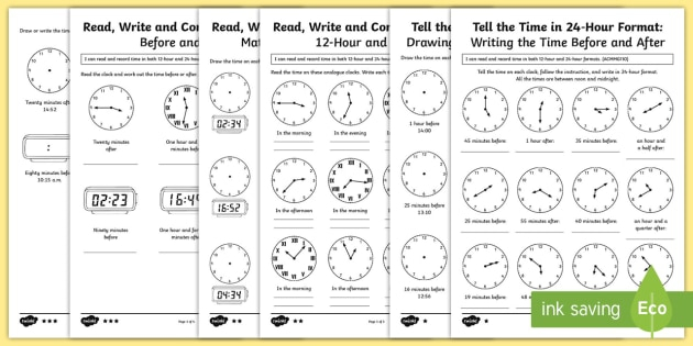 Teaching Hour Time